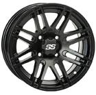ITP SS Alloy 316 Black Ops Wheels