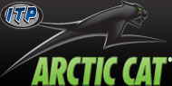 ITP Wheels for Arctic Cat