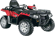 ITP Wheels for Polaris 335 Sportsman '99-06