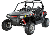 ITP Wheels for Polaris RZR '08-10