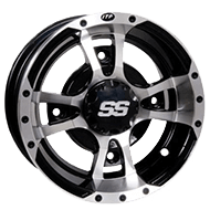 ITP SS Alloy Wheels