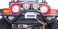 Four Types of Jeep Bumpers You May Meet On the Road