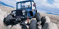 The Different Types of Jeep Suspension Lifts