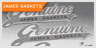James Gaskets Signs & Apparel