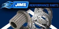 Jims U.S.A. Sprocket Shafts, Pinion Shafts & <span>Hardware</span>