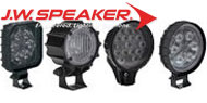 JW Speaker LED Worklamps