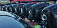 KC Hilites Introduces New LED Truck Grilles
