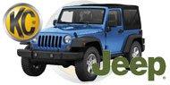 KC Lights - Jeep TJ