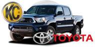 KC Lights - Toyota Tacoma