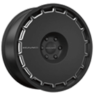 KMC Wheels <br />KM689 Satin Black Milled