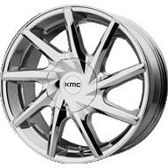 KMC KM705 Chrome Wheels