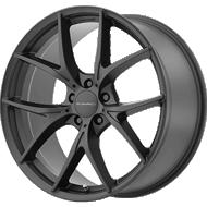 KMC KM694 Wishbone Matte Bronze Wheels