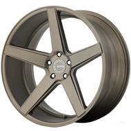 KMC Wheels <br /> 685 District Matte Bronze