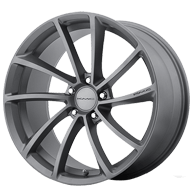 KMC Wheels <br />KM691 Gun Metal