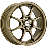 Konig Wheels <br>Helium Bronze