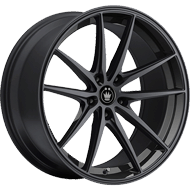 Konig Wheels <br/>Oversteer Gloss Black