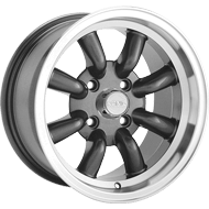 Konig Wheels <br />Rewind Graphite