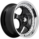 Konig Wheels <br />SSM Black
