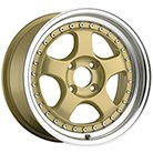 Konig Wheels <br />Candy Gold