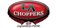 LA Choppers V Twin Exhausts