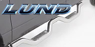 Lund<br>Polished Latitude Step Bars