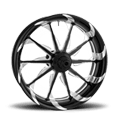 Xtreme Machine Wheels Launch Black