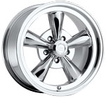 Vision Wheels <br>Legend 5 141 Chrome