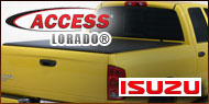 Access Lorado Tonneaus for Isuzu