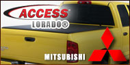 Access Lorado Tonneaus for Mitsubishi