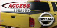 Access Lorado Tonneaus for Nissan