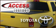 Access Lorado Tonneaus for Toyota