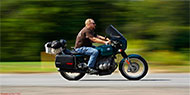 Important Items to Carry With Your Motorcycle Luggage on Your Next Trip