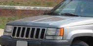 LUND Interceptor Hood Shield <br>1993-1998 Grand Cherokee
