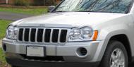 LUND Interceptor Hood Shield <br>2005-2010 Grand Cherokee
