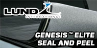 Genesis™ Elite Seal and Peel <br>Lund Tonneau Covers
