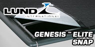 Genesis™ Elite Snap <br>Lund Tonneau Covers