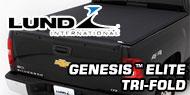 Genesis™ Elite Tri-Fold <br>Lund Tonneau Covers