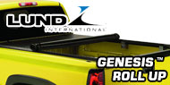 Genesis Roll Up <br>Lund Tonneau Covers
