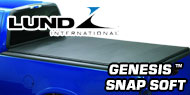 Genesis Snap Soft <br>Lund Tonneau Covers