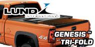 Genesis Tri-Fold <br>Lund Tonneau Covers