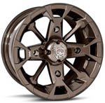 Motosport Alloys<br/> M17 Elixir (Bronze) ATV Wheels