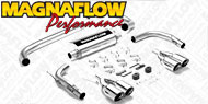 Magnaflow Cat Back Exhaust Systems