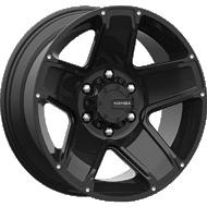 Mamba Wheels <br />585B M13 Matte Black