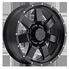 Mamba Wheels <br />586B M14 Matte Black