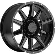 Mamba 587B M15 Gloss Black Wheels