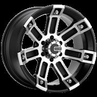 Mamba Wheels <br />580MB M1X Matte Black