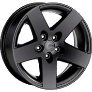 Mamba Wheels <br />581B MR1X Matte Black