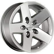 Mamba Wheels <br />581S MR1X Silver