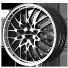 Maxxim Wheels </br> Chance Machined Lip