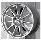 Maxxim Wheels </br> Winner Full Silver